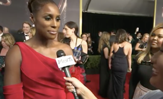 Issa Rae at the Emmys: 'I'm Rooting for Everybody Black'