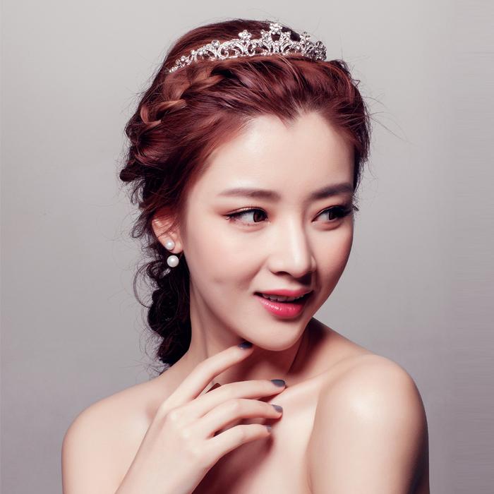 2015 Wedding Hairstyles: 14 Best Korean Wedding Hairstyle 2015