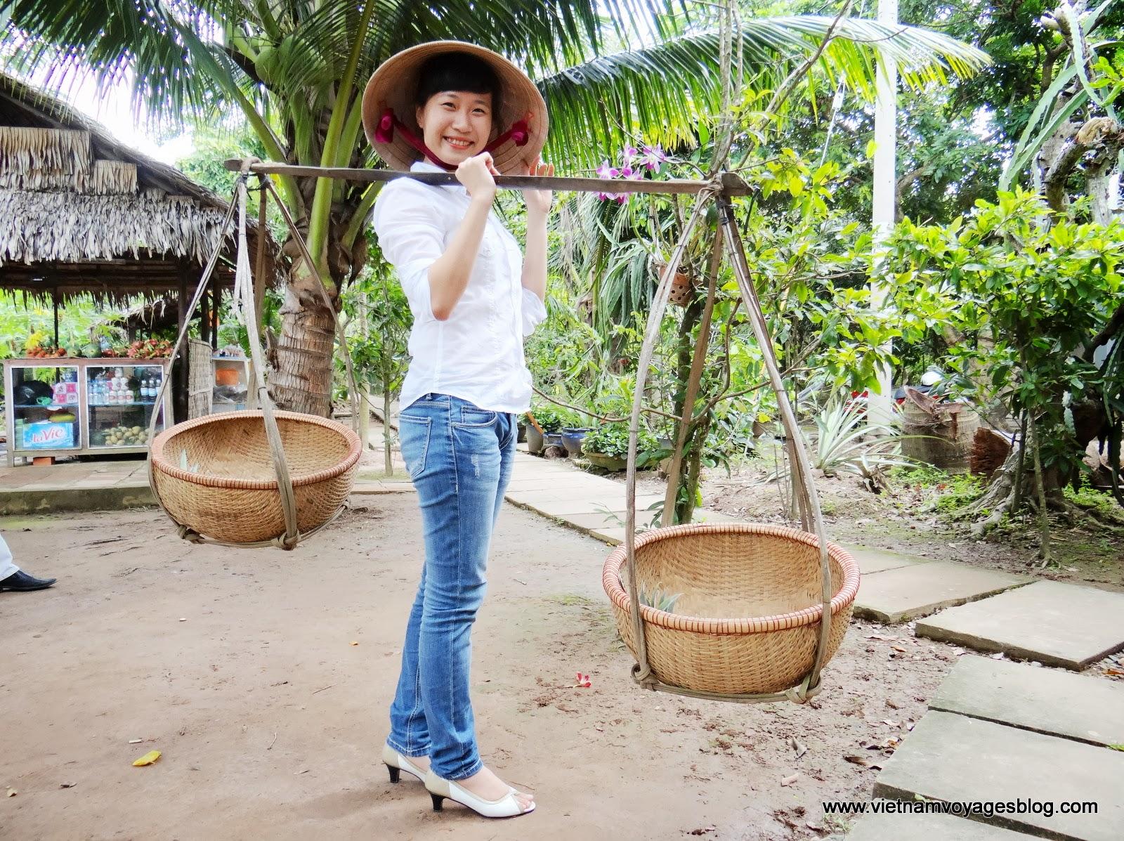 Cty Hành Trình Việt khảo sát tuyến Mekong, Trà Vinh 2013