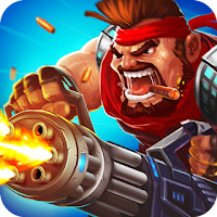 Metal Squad Shooting Game Mod Apk (Unlock All)