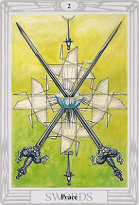 The Two of Swords, Thoth