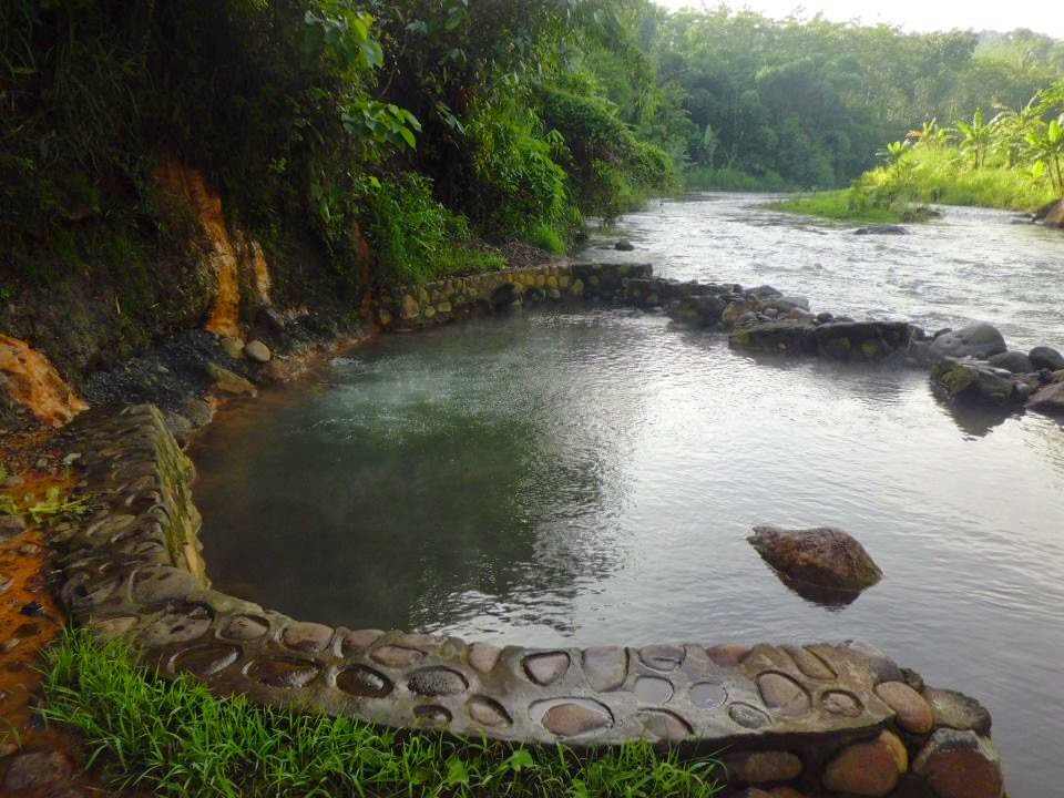 Air Panas Desa Tiris