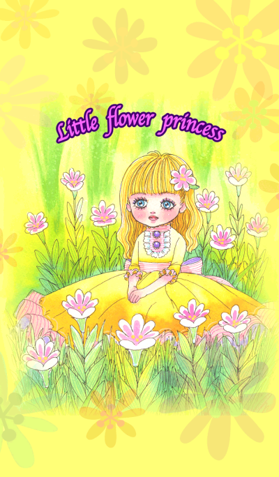 Little Flower * Princess