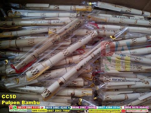 jual Pulpen Bambu