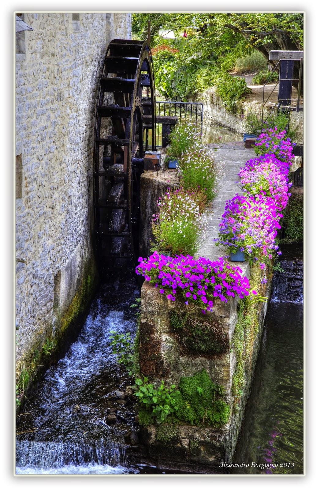 Bayeux, Normandia