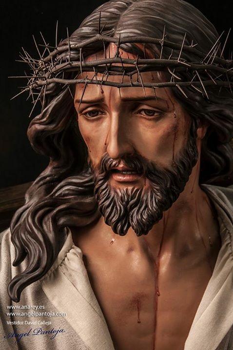 Nuestro Señor Jesús Nazareno. Foto Angel Pantoja. 2016.