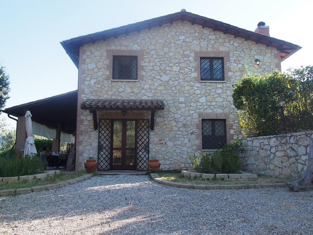 Un blog tour a Orvieto ospiti di Eco b&b Villa Eleiva