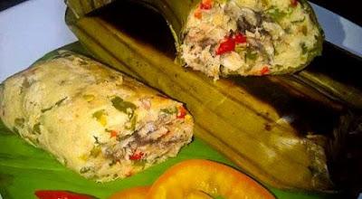Resep pepes ikan wader bumbu mangga muda