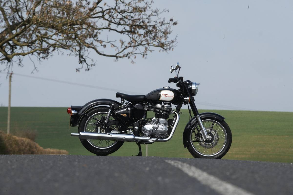 Royal Enfield Classic 500 -specs