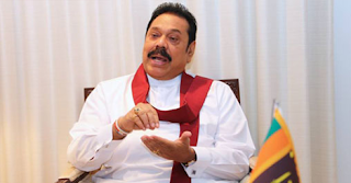 They blame me with opening my works - Mahinda says