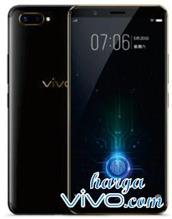 daftar hp vivo fingerprint - harga vivo x20 plus