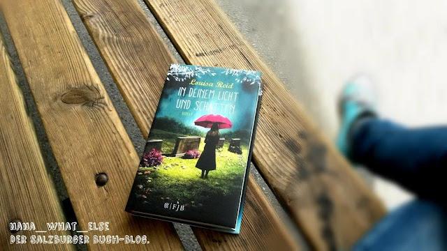 Buchempfehlung In deinem Licht und Schatten von Louisa Reid www.nanawhatelse.at