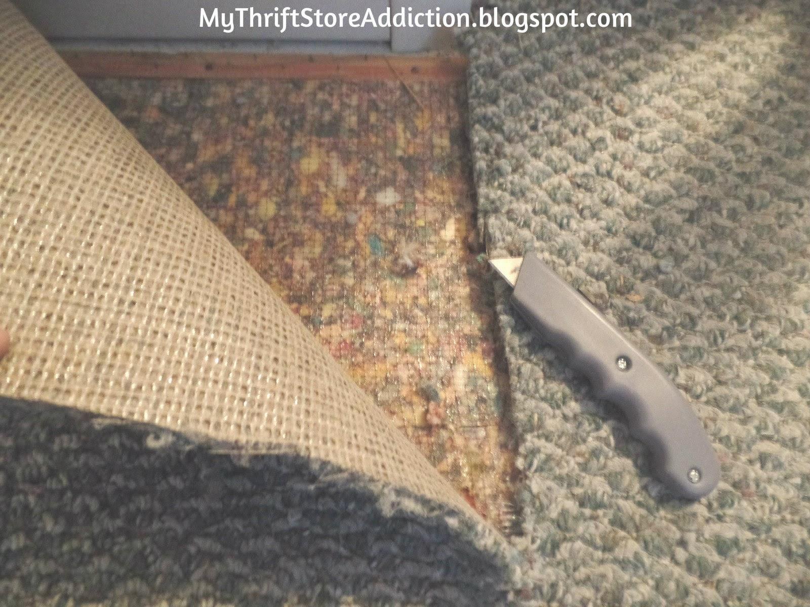 DIY stained concrete floor tutorial
