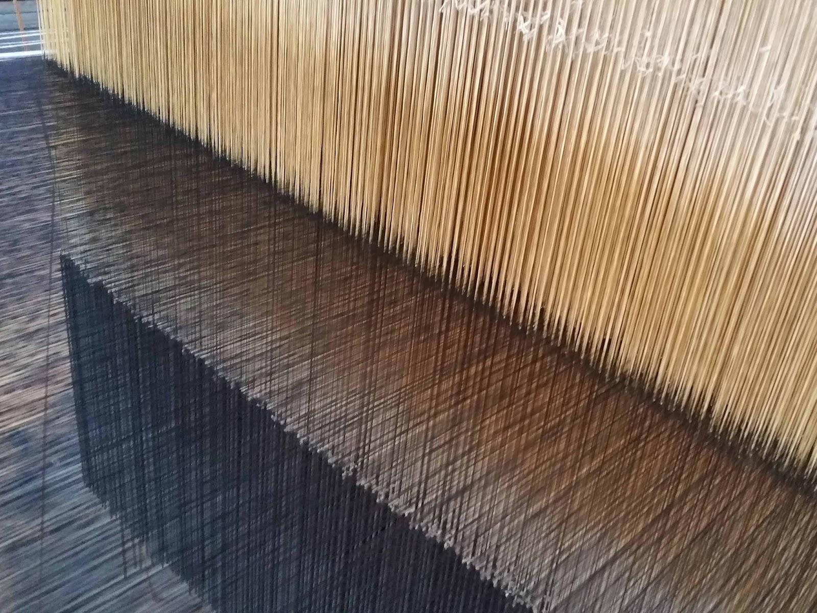 Somerset Stitch: Sumptious Silk - Paradise Mill, Macclesfield