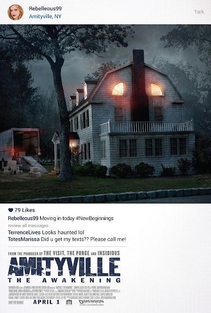 amityville awakening poster two