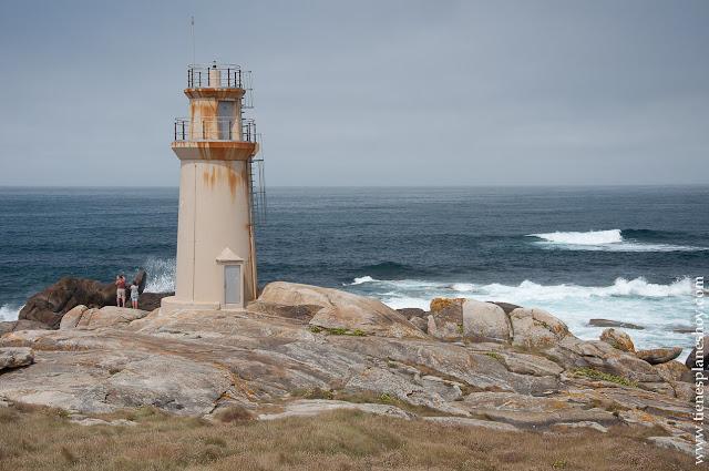 Faro Muxía Galicia