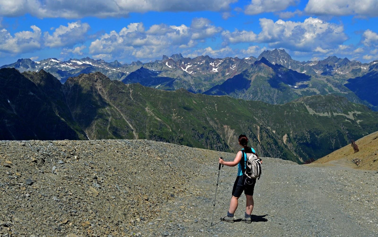 Trekking Komfort chodzenia po górach