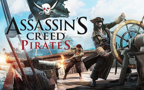 Assassin's Creed Pirates APK DATA v2.9.0 MEGA MOD