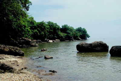 Pantai rongkang madura