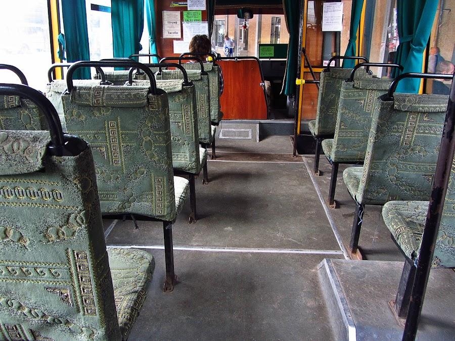 Автобус Житомир-Вересы.