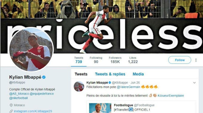 Priceless: Has Monaco star Kylian Mbappe sent a warning to Real Madrid and Arsenal?