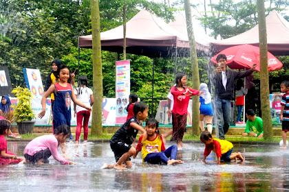 Keseruan dan Manfaat Bermain Air