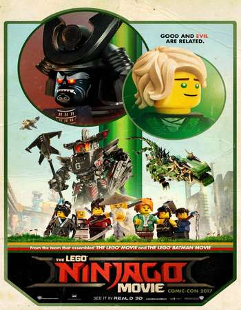 The LEGO Ninjago Movie 2017 Full English Movie Download