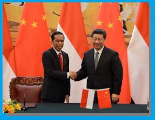 Mungkinkah China akan Kuasai Indonesia Karena Hutang