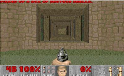 【Dos】毀滅戰士2:人間地獄+全32關攻略,Doom II:Hell on Earth!