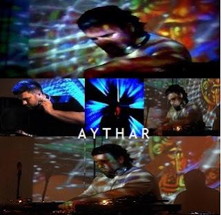 Aythar a space ambient zene magyar előadója