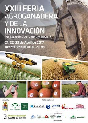 XXIII Feria Agroganadera de Los Palacios y Villafranca - 2017