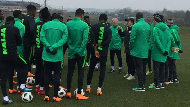 NFF Consider Morocco For Super Eagles' Pre-AFCON Camp