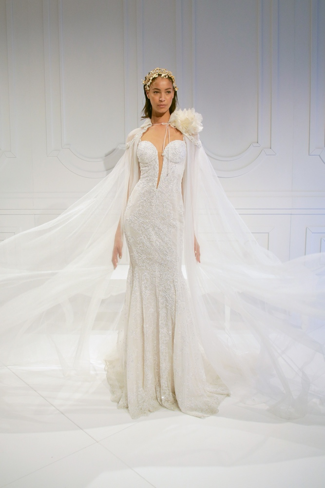 glamorous bridal gowns