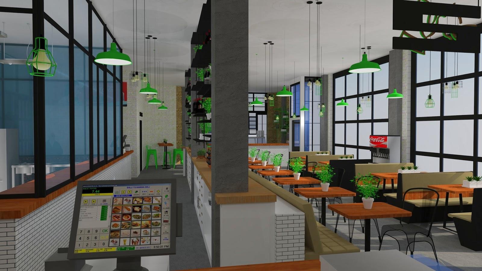 Dise o de interiores escuela de arte de motril cafetr a for Escuela de decoracion de interiores