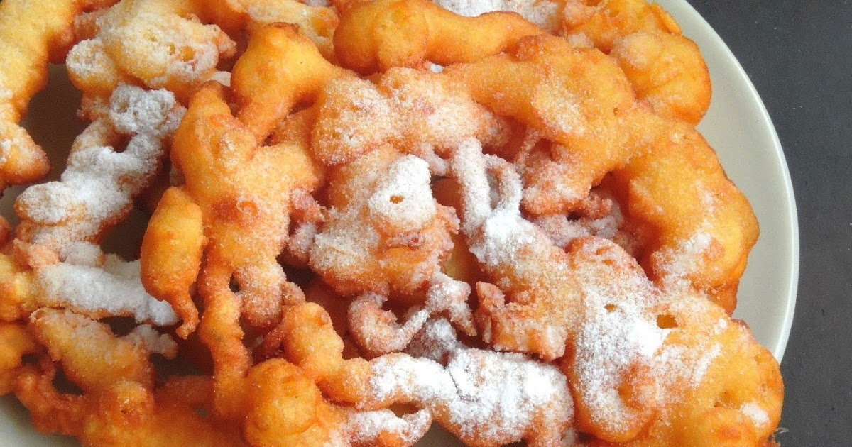 How Do U Make Funnel Cakes At Home