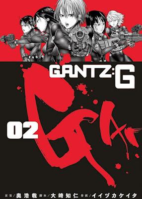 GANTZ:G 第01-02巻 raw zip dl