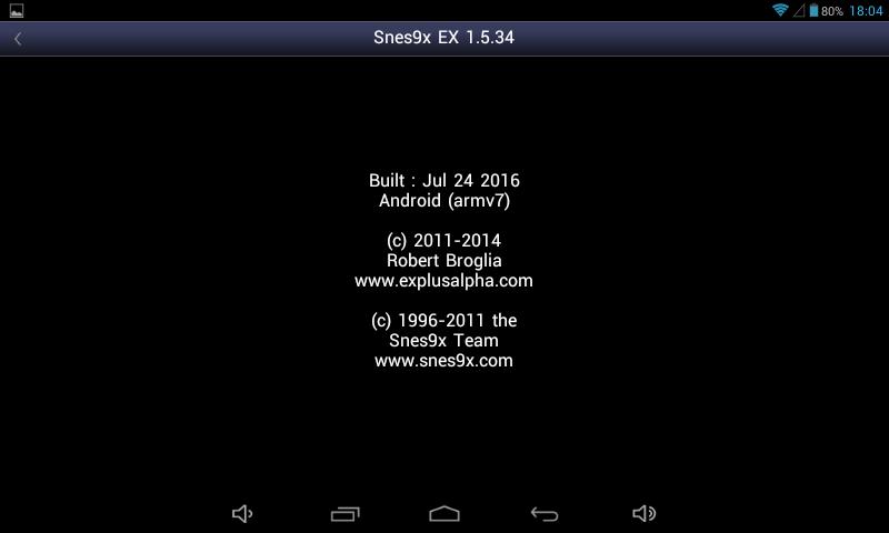 Snes9x EX