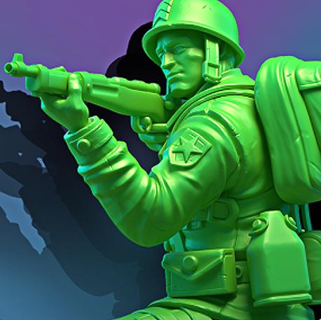 تحميل لعبة الجيش الاخضر للاندرويد
