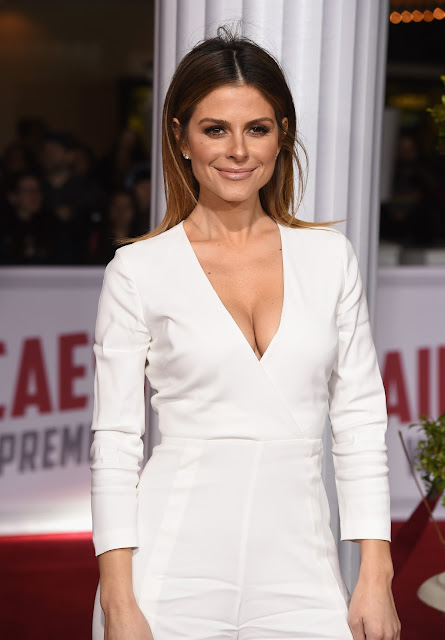 Actress, @ Maria Menounos - 'Hail, Caesar' premiere in Westwood