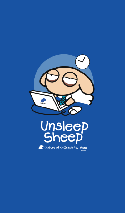 UNSLEEP SHEEP : Office Life