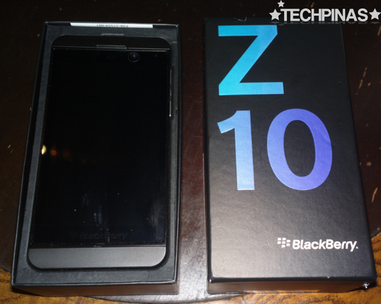 blackberry z10 box, blackberry z10 unboxing, blackberry z10 philippines