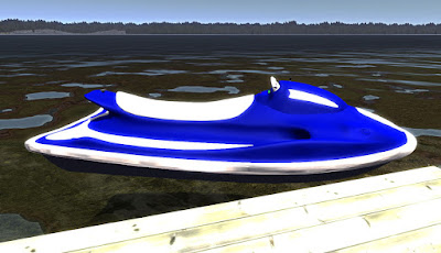 Jet Sky para My Summer car