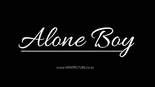 alone boy text