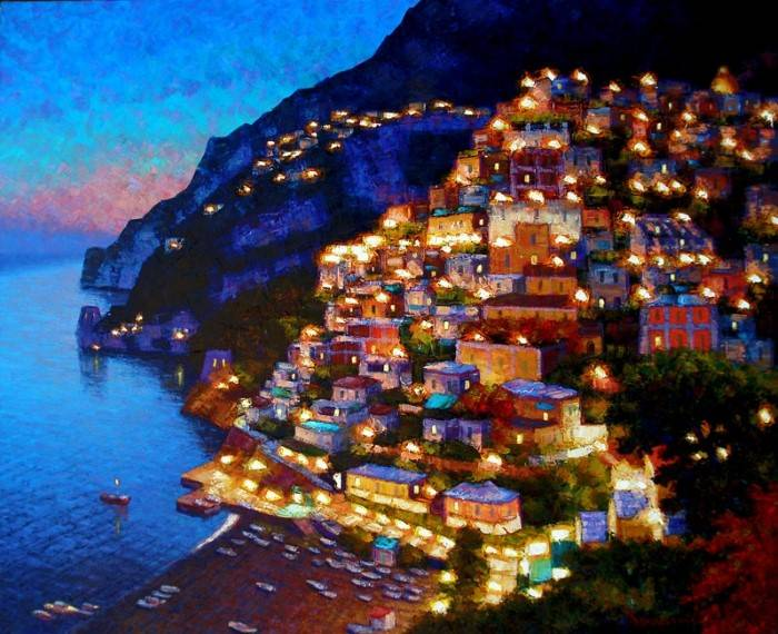 Пейзажи родной земли. Claudio Bonanni