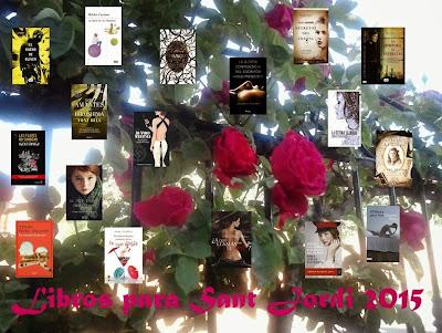 http://elbuhoentrelibros.blogspot.com.es/2015/03/libros-para-sant-jordi-2015.html