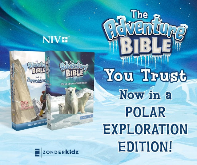 The Adventure Bible: Polar Exploration Edition