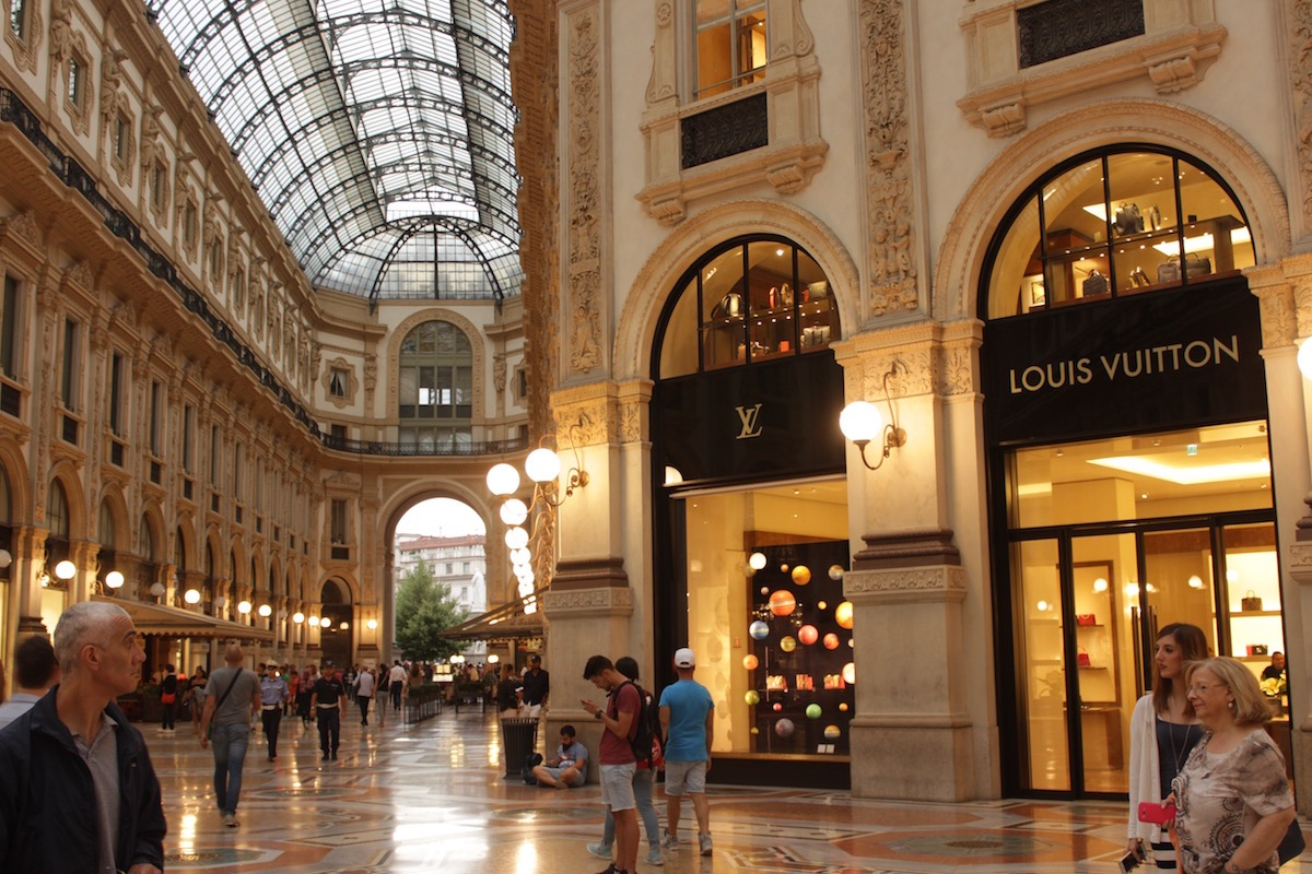 Reiseguide Traveldiary: Mailand in einem Tag. Parken, Shoppen, Eis, Sightseeing.