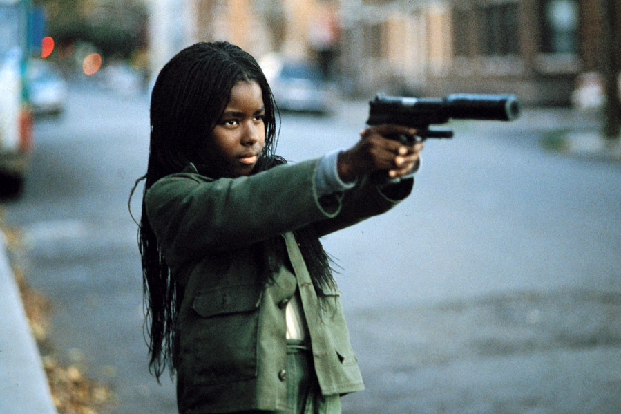 Camille Winbush in the Movie Ghost Dog: The Way of the