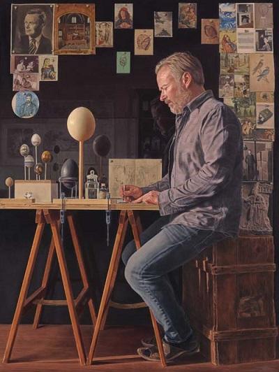 by JJ (Jeremy) Delvine | arte inspirador, imagenes de pinturas chidas, cuadros realistas,
