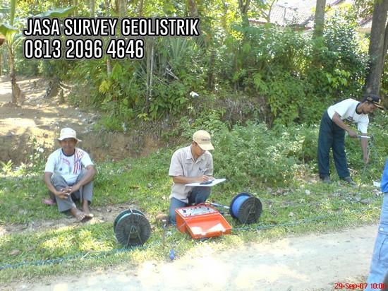 Jasa Survey Geolistrik Surabaya